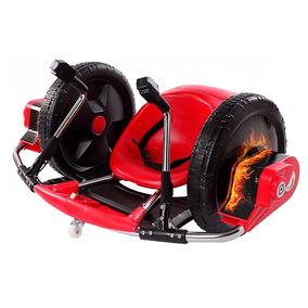 Vehículo A Batería Spin Krazy Vueltas De 360° Fun Wheels