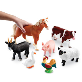 Learning Resources Animales De Granja Grandes