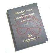 Libro De Ishihara Ii Deficiencia Última Edición Actualizado