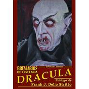 Libro:  Breviarios De Cinefania - Drácula - Íconos Del Horro