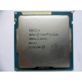 Processador Intel Core I3-3220 3ª Geração 3m Cache 3.30 Ghz
