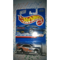 Hot Wheels 2000 First Edition Holden Gris Plata
