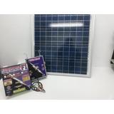 Cerca Electrica De Panel Solar Ganadero