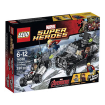 Lego Super Heroes Marvel-avengers Hydra Showdown Thor 76030