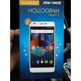 Celular Advance Hollogram Hl6575