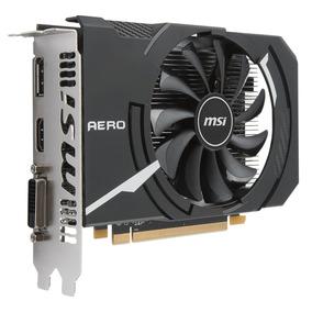 Tarjeta De Video Msi Radeon Rx 550 Aero Itx 2gb