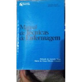 Manual De Técnicas De Enfermagens