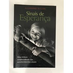 Livro Livro Sinais De Esperança De Alejandro Bullon Promoção