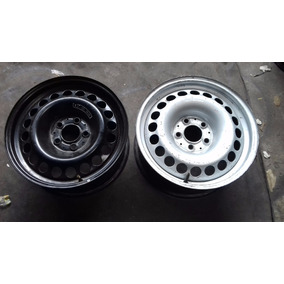 Roda Ferro Mercedes 5x112 Aro16 Et 42 Tala 7,5cm R$ 250,00