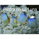 Dijes Piedra De La Luna, Cuarzo Rosa, Turmalina , Sodalita