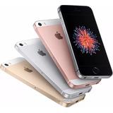 Iphone Se 16gb 4g Lte 1 Año De Garantia Nuevo Sellado