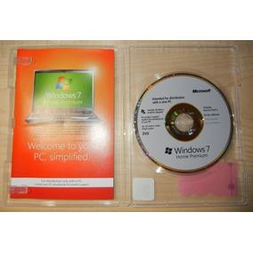Cd Licencia Microsft Windows 7 Home Premium 64 Bits