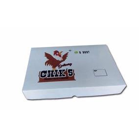 Caixa Papelão Personalizada 6,5x28x41 Doces E Salgados Etc