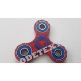 Homem Aranha Spider Man Abec 15 Marvel Fidget Hand Spinner
