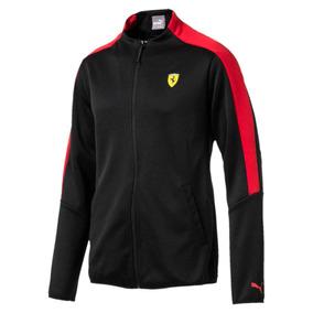 Chamarra Puma Scuderia Ferrari F1 Mod. T7 Negra