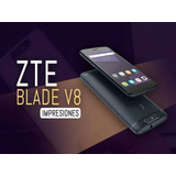 Zte Blade V8 Se Android 7 Camara 13+8 Mp Mem 16+2g Octa-core