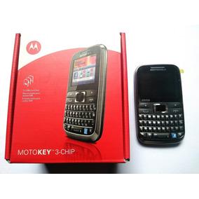 Celular Motorola Triple Sim Doble Chip Entel Claro Movistar