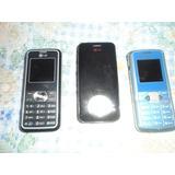 Telefonos Cdma Como Nuevos Para Repuesto