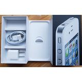 Caja Iphone 4 De 16 Gb Con Cubo Y Cable Nuevos