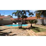 Casa Térrea 4 Suítes - 7 Quartos - Campo Grande - Ms