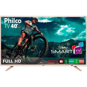 Tv Philco 40 Led Smart Ptv40e21dswn