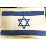 Bandera Israel Original 60 X 90cm