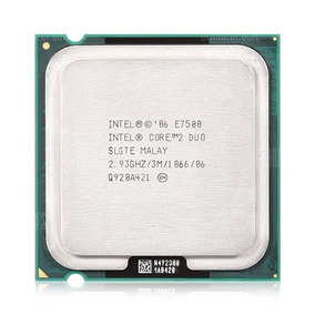 Processador Intel Core 2 Duo E7500 2.93ghz Oem