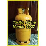 Envase Garrafa 15-kg Llena , Solo Envio A Villa Soldati