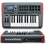 Novation Impulse 25 Controlador Midi - Nuevo En Stock