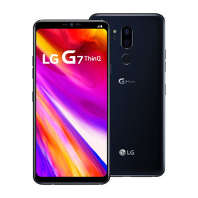 Smartphone Lg G7 Thinq Black Liberado 64gb