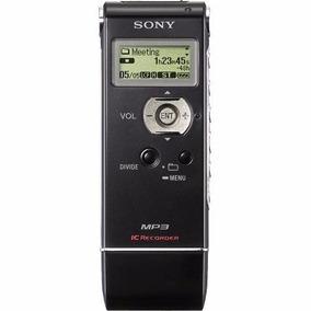 Grabadora Sony Icd-ux81 Grabadora De Voz Digital Con Memoria