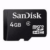 Memoria Micro Sd De 4gb
