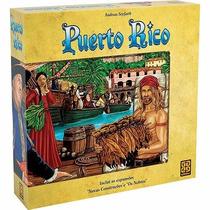 Jogo Tabuleiro Puerto Rico Em Português Original Grow