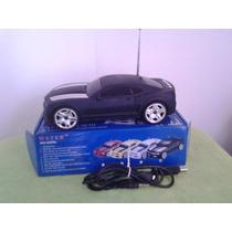 Caixa De Som Carro Camaro Preto Portatil - Mp3 Radio Fm Usb