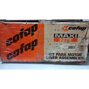 Kit Motor Fusca Brasilia Kombi 1600 84/ Álcool 85.5mm Cofap