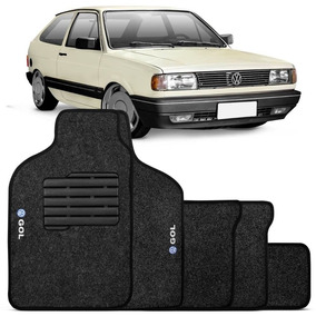 Tapete Carpete Volkswagen Gol 1992 A 1995 Grafite