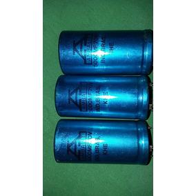 Antigos Capacitor Para Fonte D Amplificador 5000/70 Ambaliti