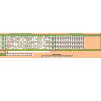 Lotofácil - Conjunto De Cinco Planilhas Em Excel Para Jogos