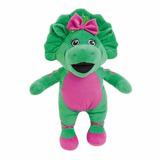 Pelúcia Baby Bop - Turma Do Barney E Seus Amigo - Multibrink
