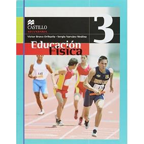 Libro Educación Física 3. Secundaria - Nuevo