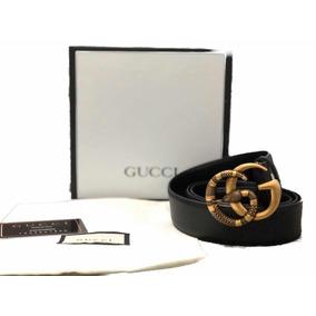 Cinturon Gucci Con Caja Envío Gratis