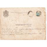 Documento Carta E Envelope Da Puc - Rj Datados De 1951 -1953