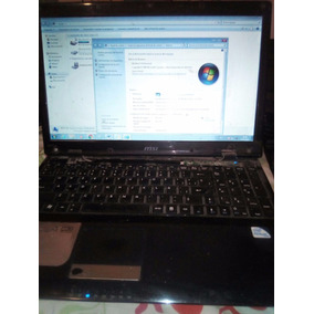Notebook Msi A6200