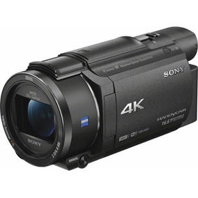 Sony - Handycam Ax53 4k De Memoria Flash Camcorder - Black