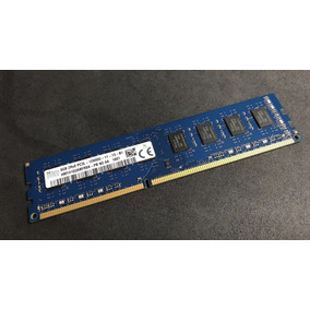 Memoria Ram Hynix Ddr3 8gb 1600 Mhz Nueva