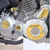 Protetor Adesivo 3d Motor Dou Moto Honda Nova Cb 250 Twister