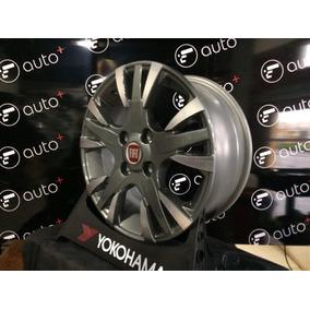 Jogo De Rodas Zk480 Palio Sporting Aro 14x6 4x98
