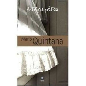 Livro Nova Antologia Poética Mário Quintana