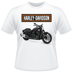 Camiseta Moto Harley Davidson V-rod Vrscdx Night Rod Special