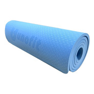 Tapete Grueso Tipo Mat Para Yoga O Pilates Unofit
